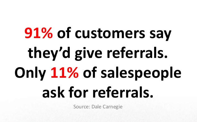 How to Get Tons of Referrals from Your Customers Using a Referral Agreement