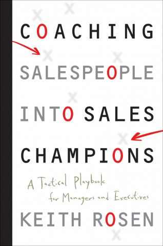 Coaching Salespeople Into Sales Champions Book Cover