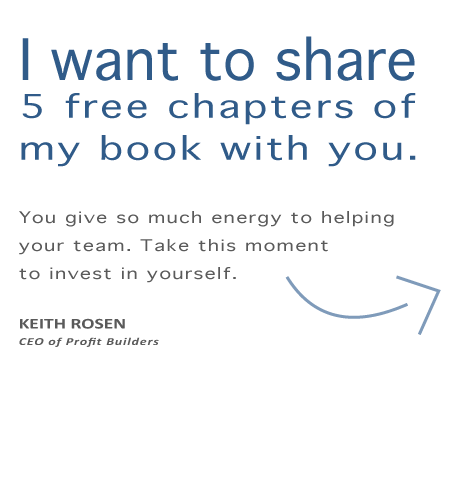 I want to share 5 free chapters of my book with you