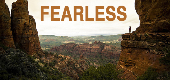Learn to break free from the grasp of fear.