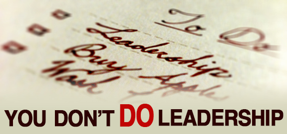 Leadership characteristics are more important than leadership activities.