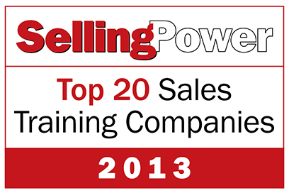 Profit Builders Named a Top 20 Training Company for 2013