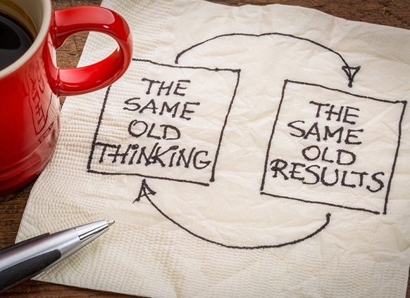 To Improve Team Performance, Change Your Thinking First