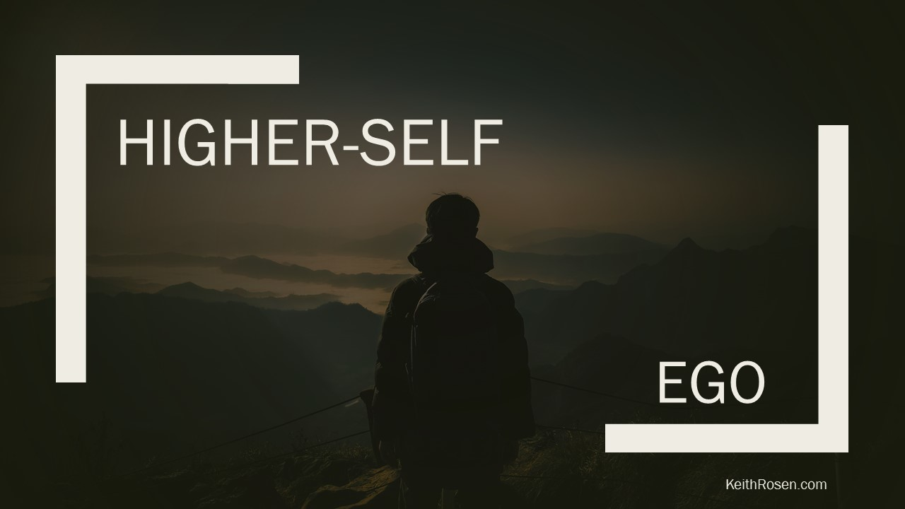 Podcast: Live From Ego Or Your Higher Self: A Journey of Self-Discovery