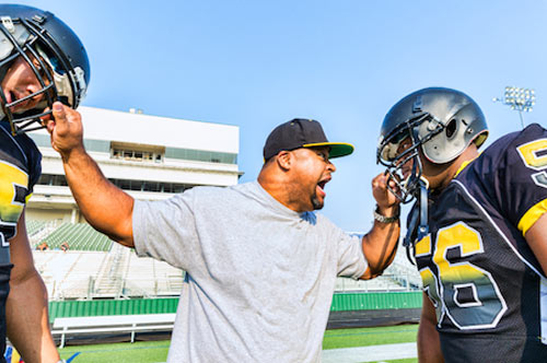 Get off the Field and Stay on the Sidelines! How to Shift from a Micromanager to a Macromanager